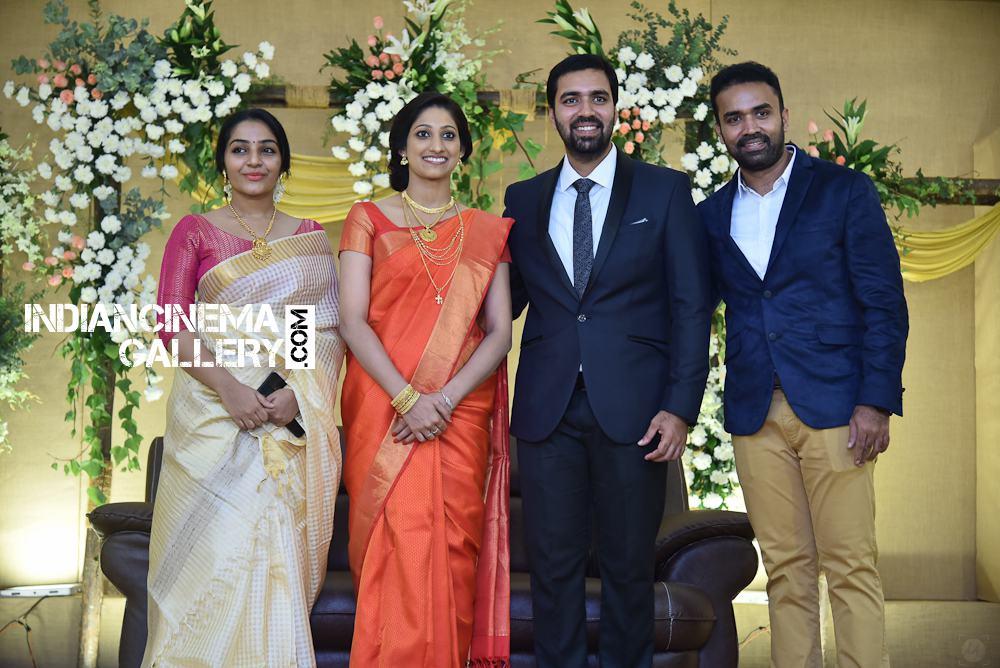Rajisha Vijayan at Roby Varghese Wedding (8)