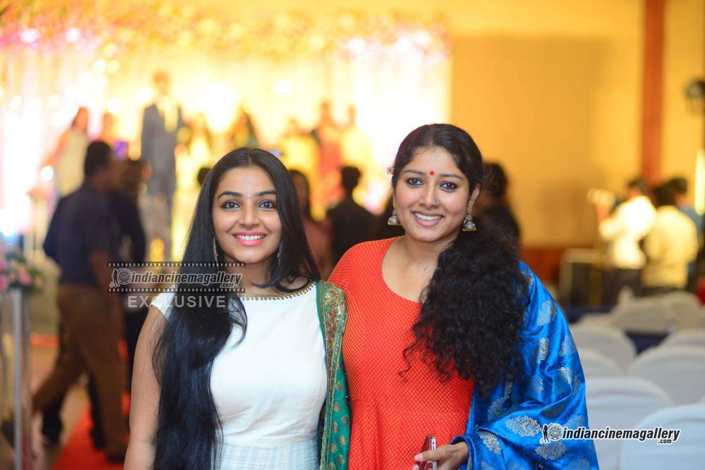 Rajisha Vijayan at VK Prakash Daughter Reception (1)