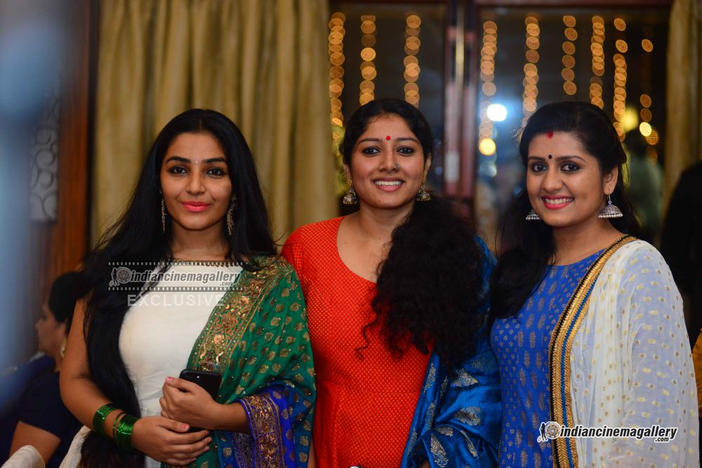 Rajisha Vijayan at VK Prakash Daughter Reception (16)