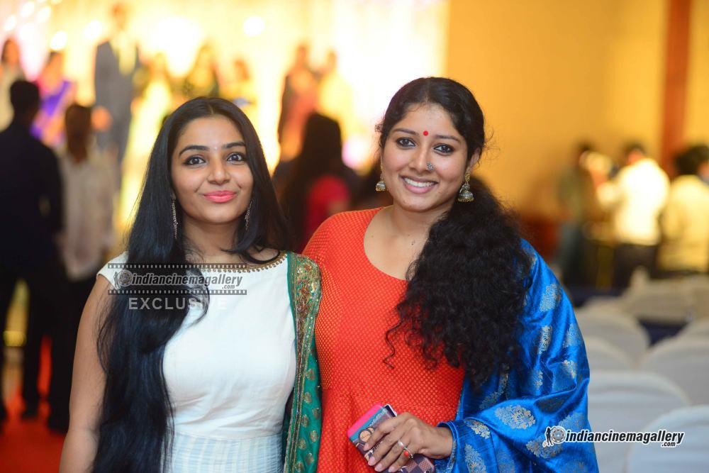Rajisha Vijayan at VK Prakash Daughter Reception (2)