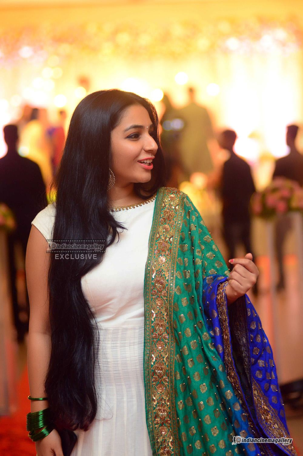 Rajisha Vijayan at VK Prakash Daughter Reception (20)
