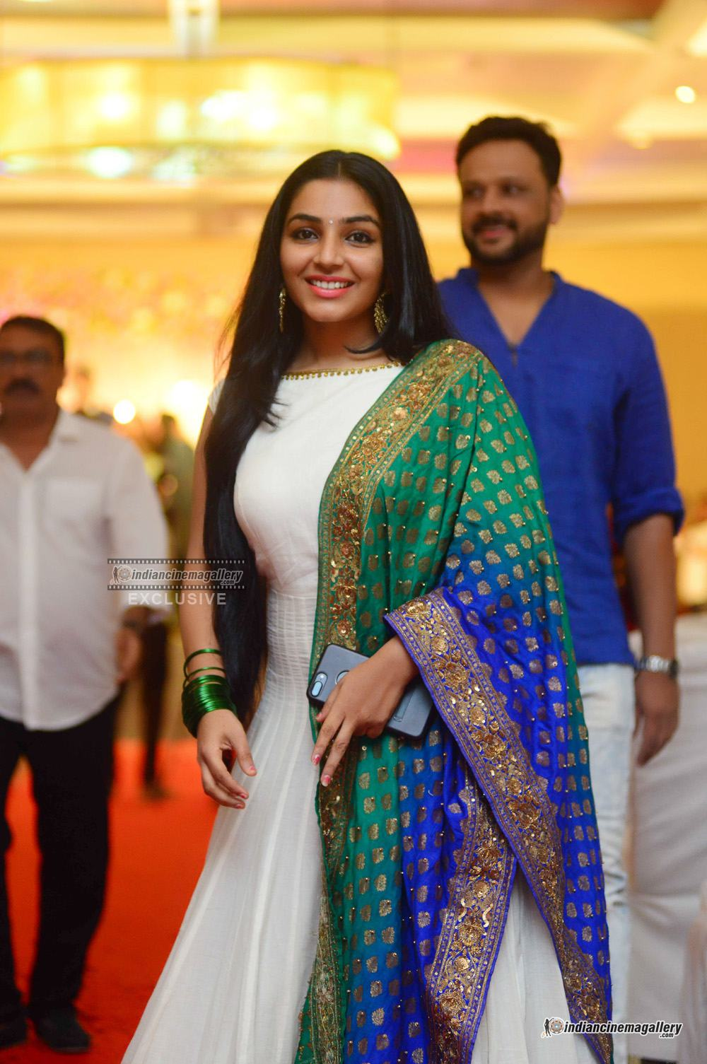 Rajisha Vijayan at VK Prakash Daughter Reception (21)