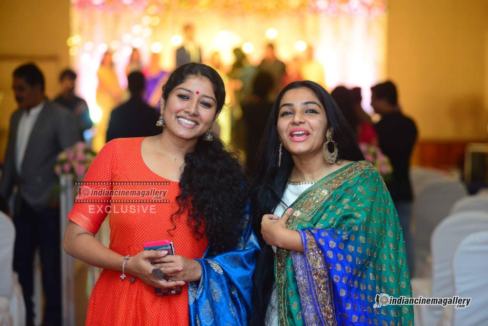 Rajisha Vijayan at VK Prakash Daughter Reception (3)