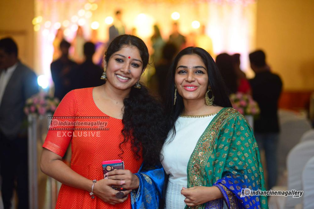 Rajisha Vijayan at VK Prakash Daughter Reception (4)