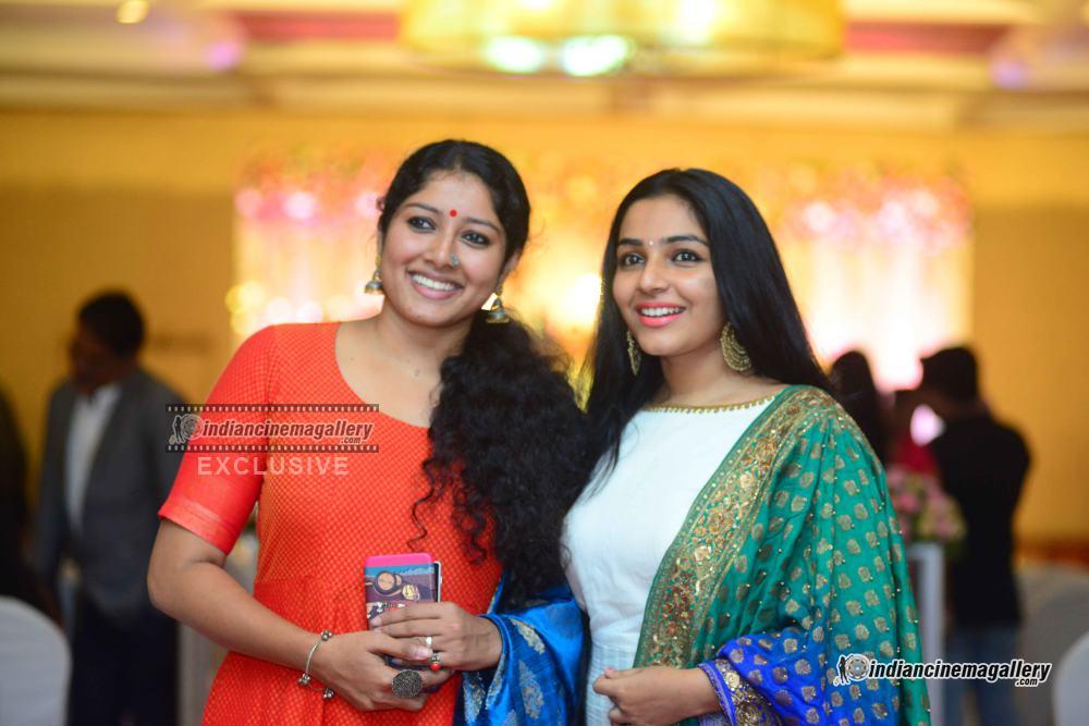 Rajisha Vijayan at VK Prakash Daughter Reception (5)