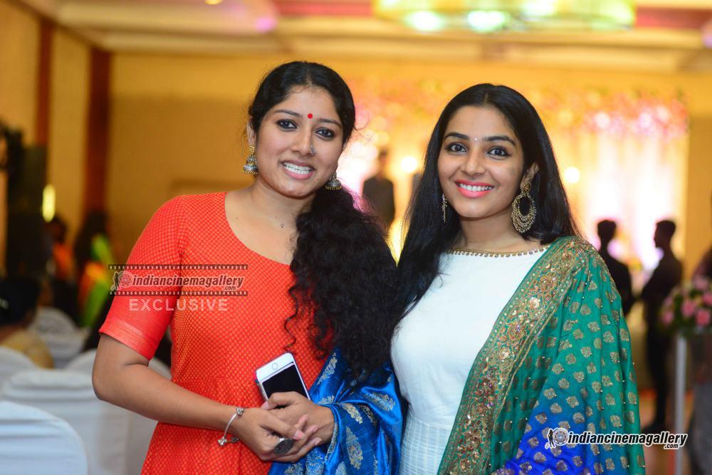 Rajisha Vijayan at VK Prakash Daughter Reception (6)