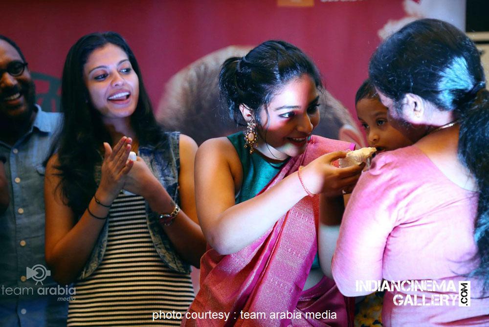 Rajisha Vijayan at oru cinemakkaran dubai promo event (10)