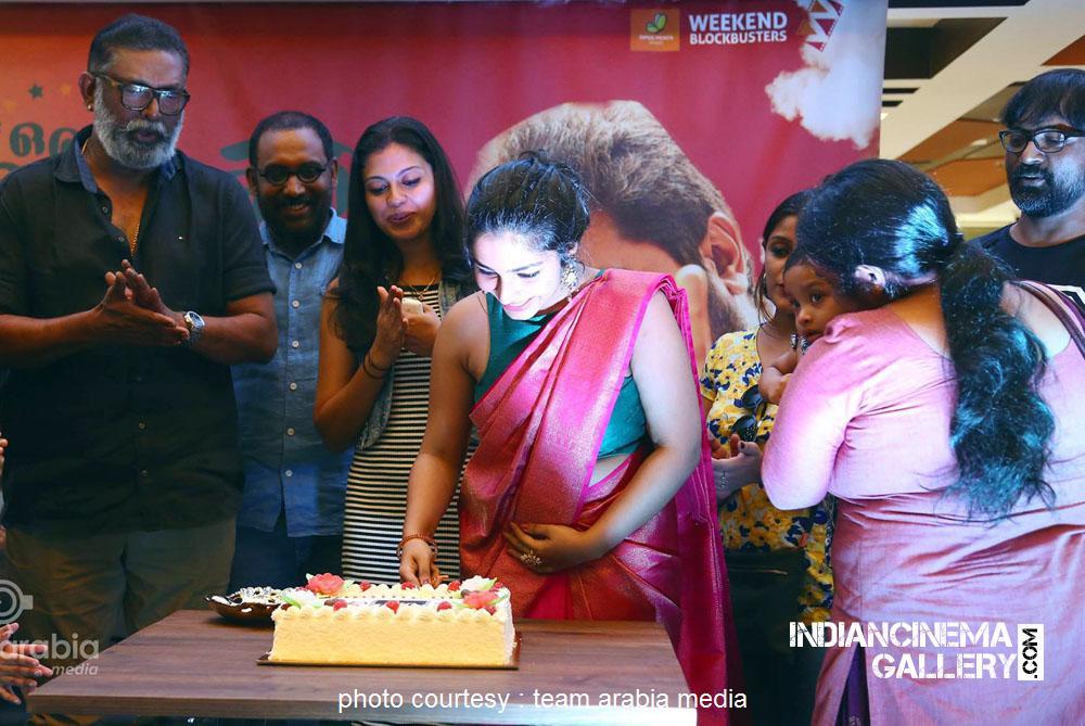 Rajisha Vijayan at oru cinemakkaran dubai promo event (11)