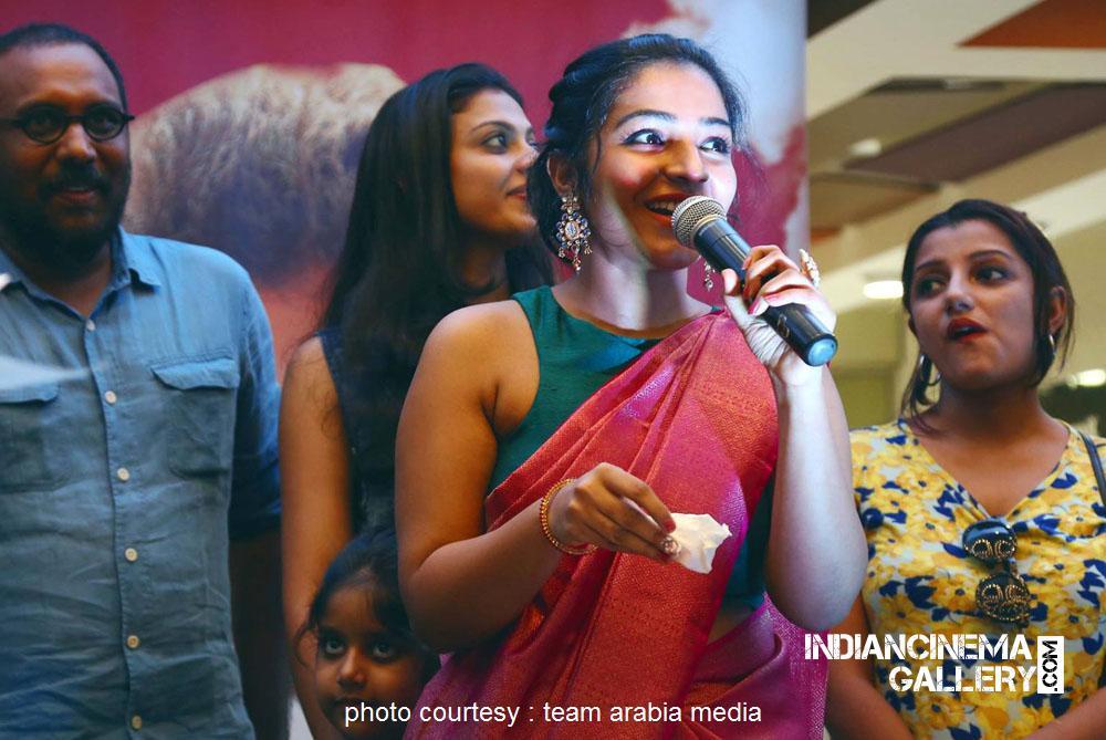 Rajisha Vijayan at oru cinemakkaran dubai promo event (14)