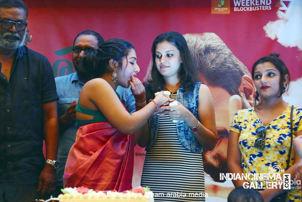 Rajisha Vijayan at oru cinemakkaran dubai promo event (16)
