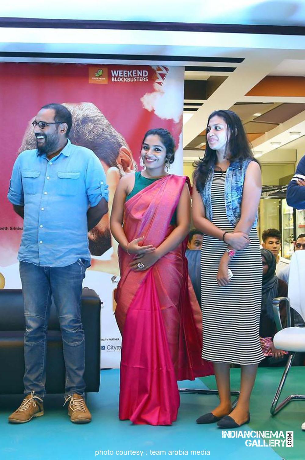 Rajisha Vijayan at oru cinemakkaran dubai promo event (18)