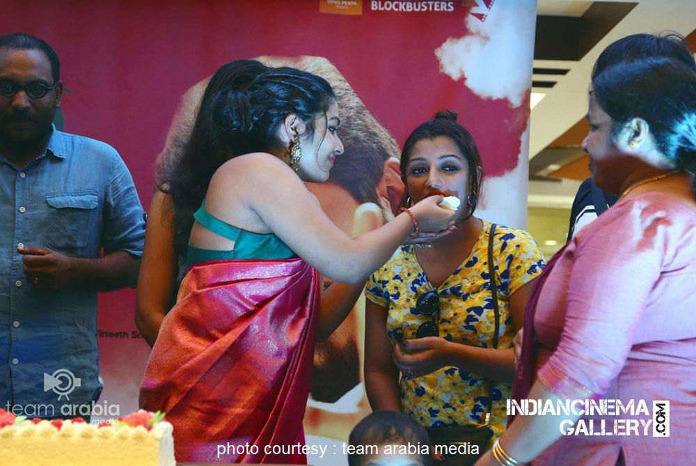 Rajisha Vijayan at oru cinemakkaran dubai promo event (2)