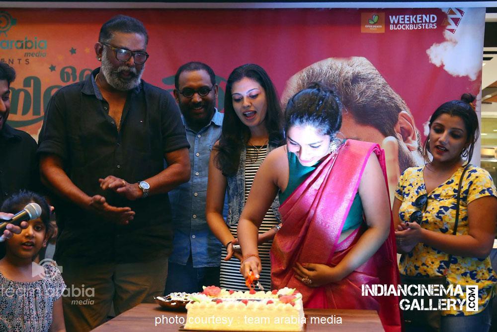 Rajisha Vijayan at oru cinemakkaran dubai promo event (3)