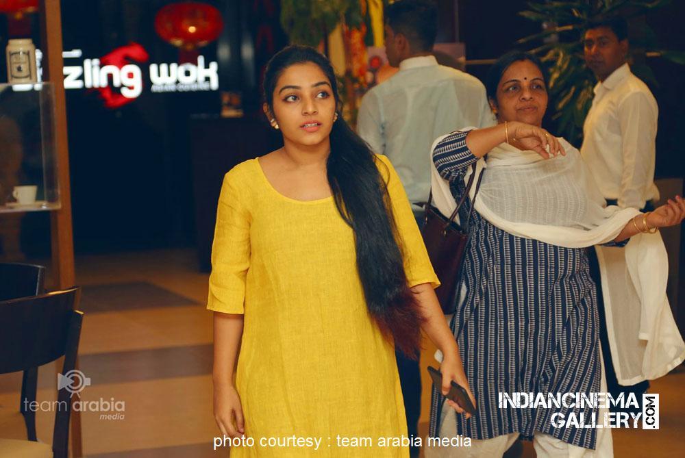 Rajisha Vijayan at oru cinemakkaran dubai promo event (7)