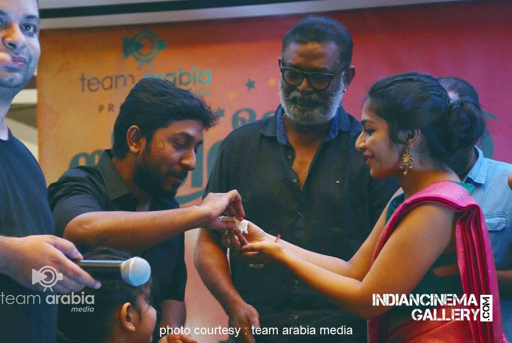 Rajisha Vijayan at oru cinemakkaran dubai promo event (8)