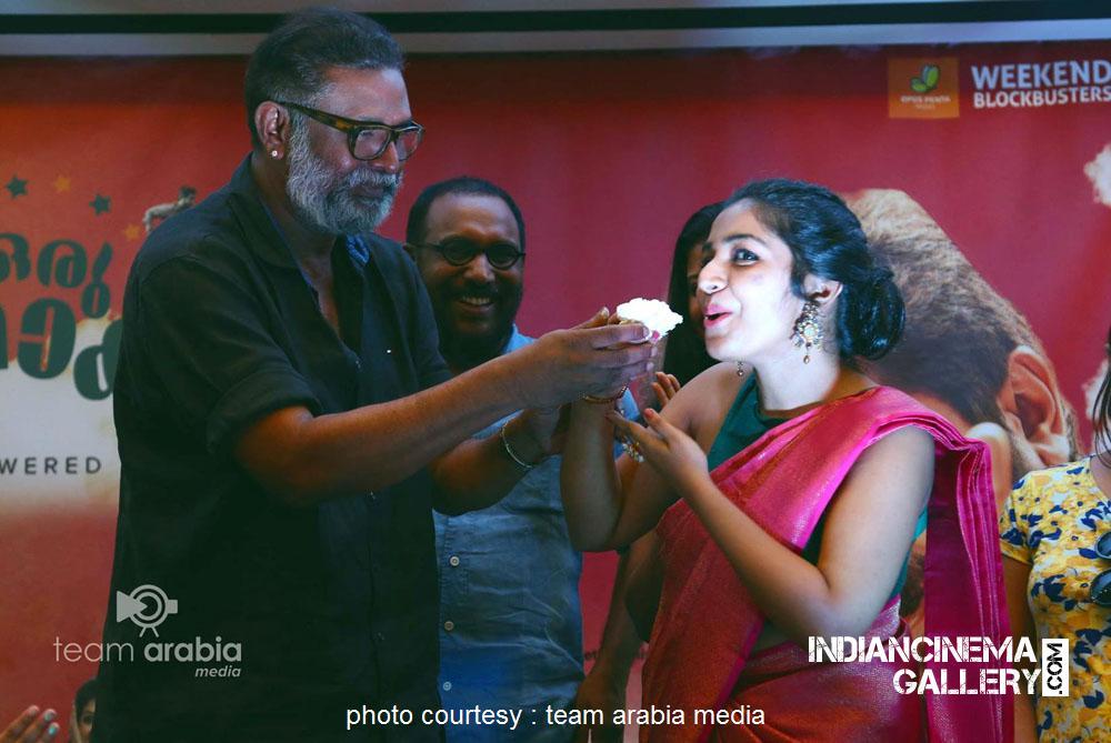 Rajisha Vijayan at oru cinemakkaran dubai promo event (9)