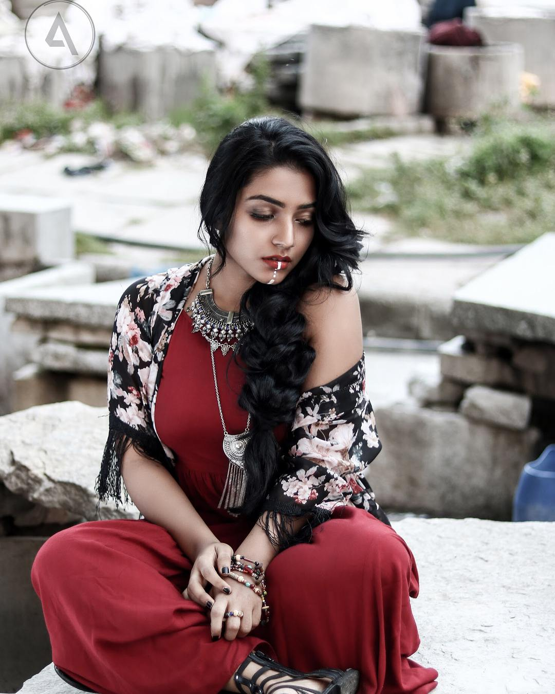 Rajisha Vijayan photo shoot stills (14)