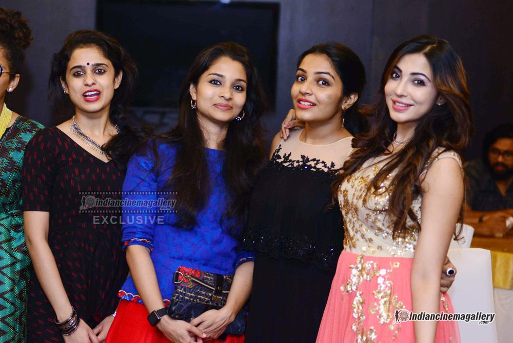 Rajisha Vijjayan at anand c chandran reception (4)