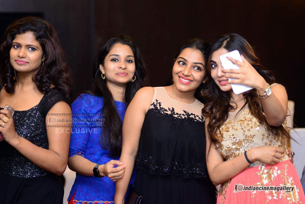 Rajisha Vijjayan at anand c chandran reception (6)