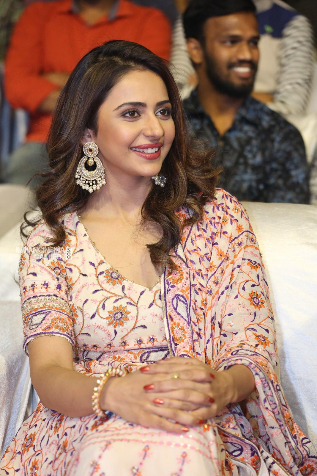 Rakul Preet Singh at dev pre release event (16)