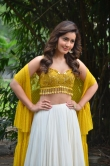 Rashi Khanna at Adangamaru Movie Press Meet (1)