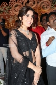 Rashi Khanna at Harshith Reddy - Gowthami Wedding Reception (5)