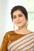 Rashi Khanna at Prati Roju Pandage Movie Thanks Meet (10)
