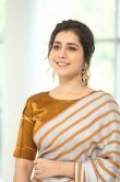 Rashi Khanna at Prati Roju Pandage Movie Thanks Meet (11)