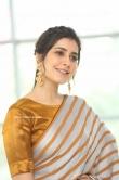 Rashi Khanna at Prati Roju Pandage Movie Thanks Meet (21)