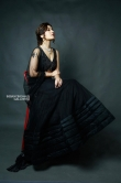 Rashi Khanna in black dress photo shoot (4)