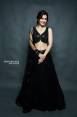 Rashi Khanna in black dress photo shoot (7)