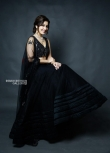 Rashi Khanna in black dress photo shoot (8)