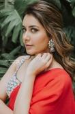Rashi khanna in red dress stills (2)