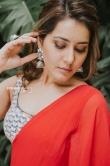Rashi khanna in red dress stills (3)