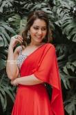 Rashi khanna in red dress stills (4)