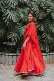 Rashi khanna in red dress stills (5)