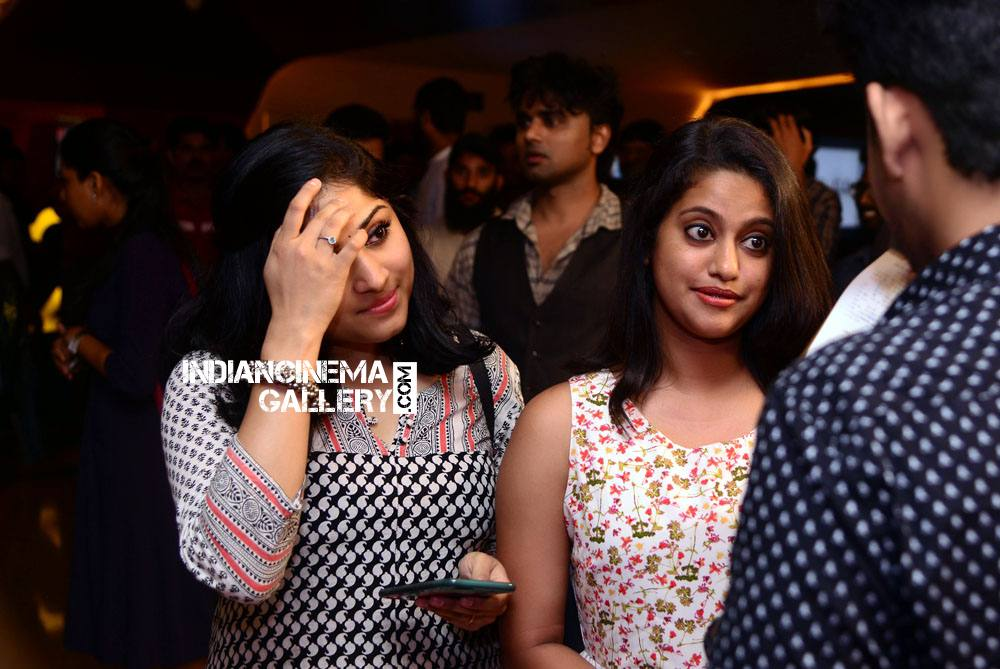 Chandini Sreedharan at Tharangam movie Premiere Show (18)