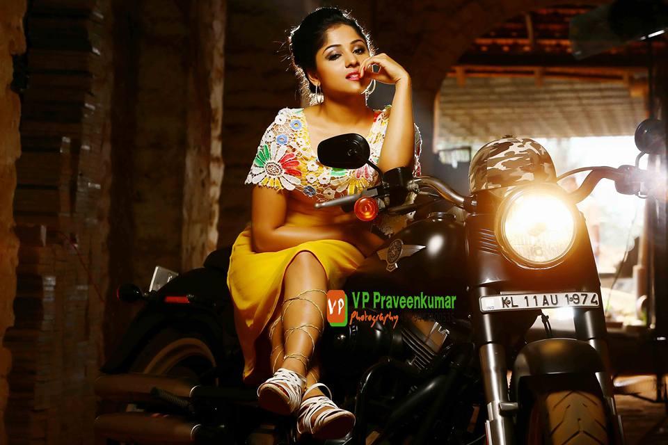 Chandini Sreedharan photo shoot (3)