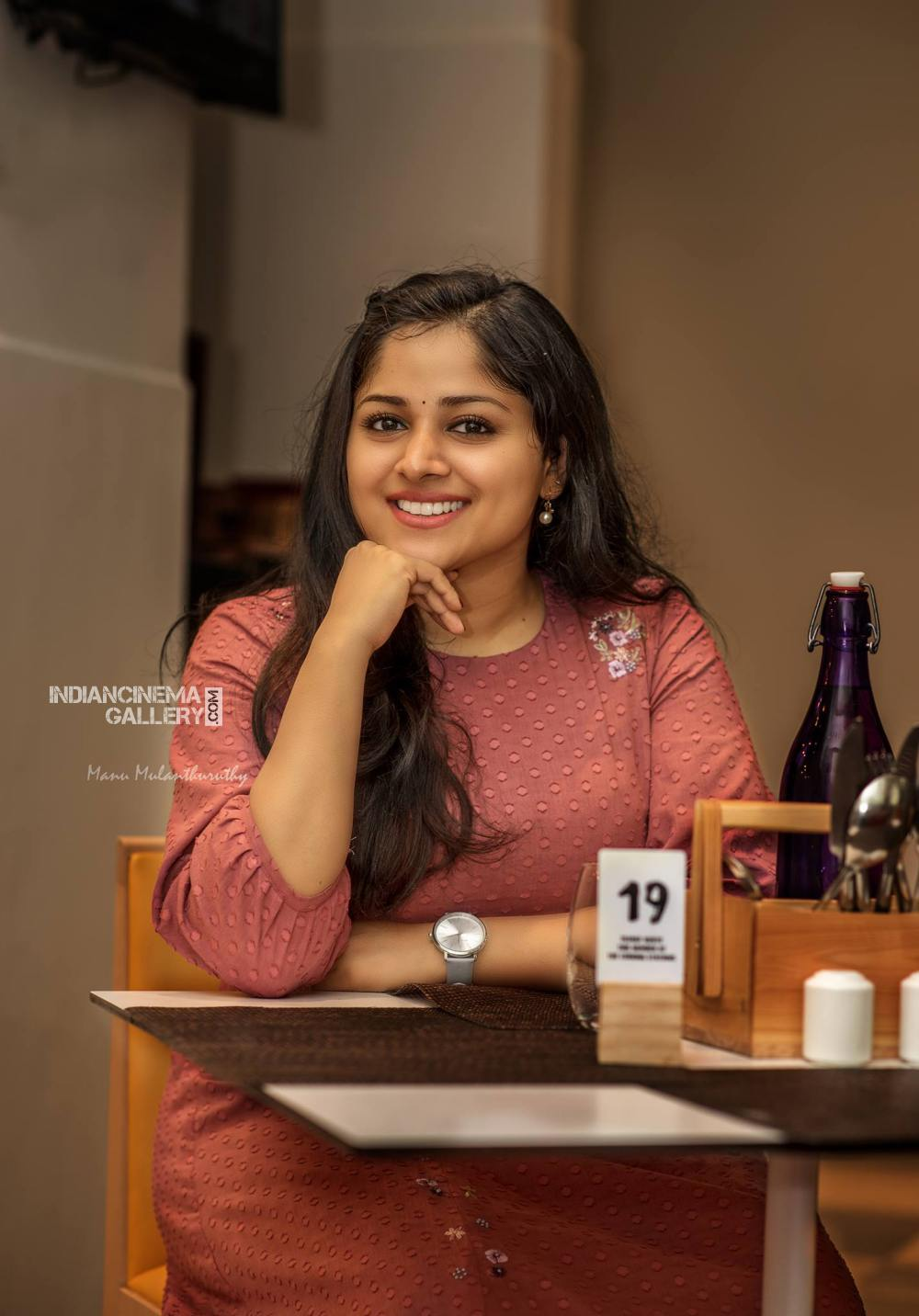 Chandini Sreedharan photo shoot stills (1)