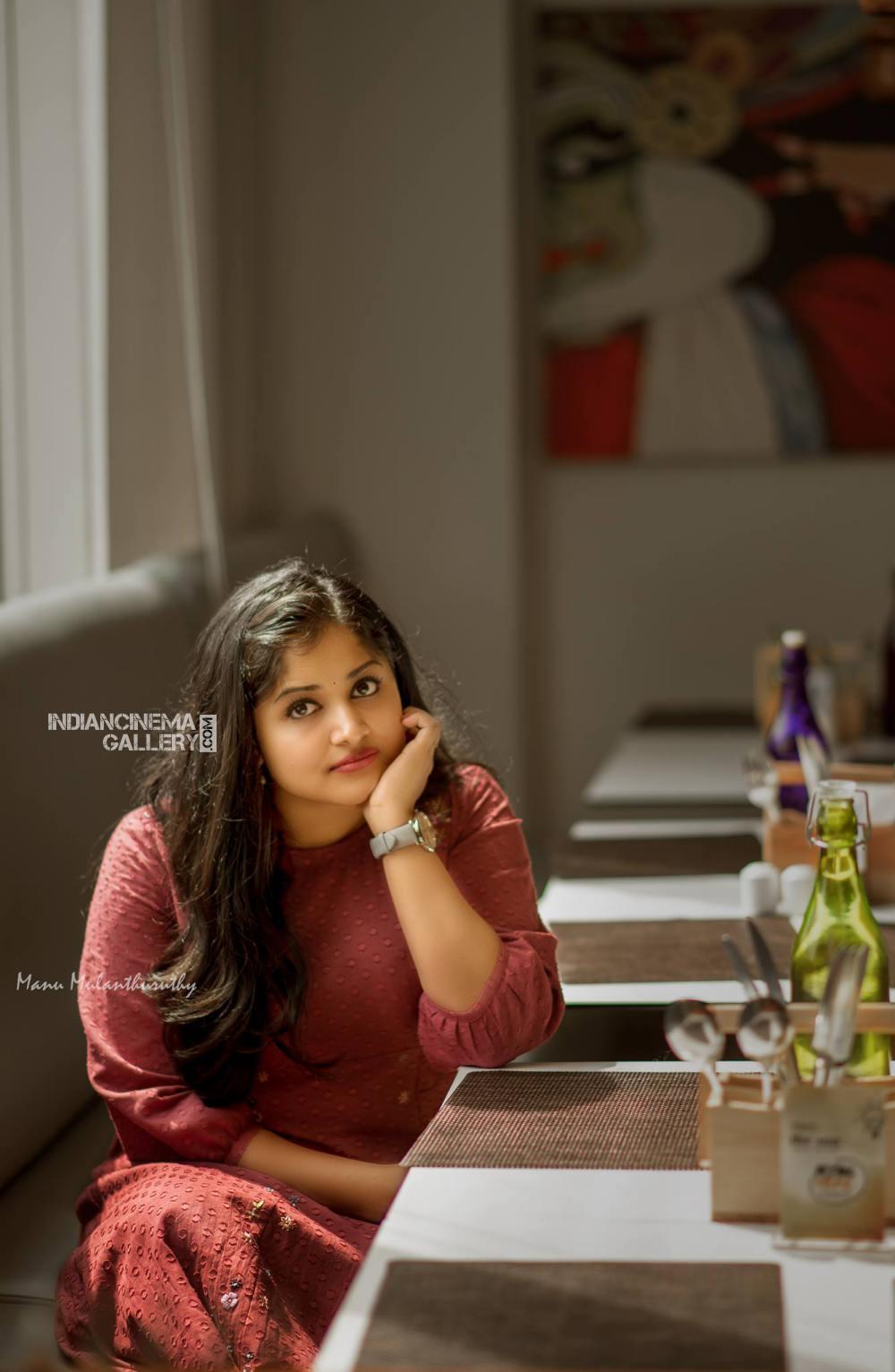 Chandini Sreedharan photo shoot stills (2)