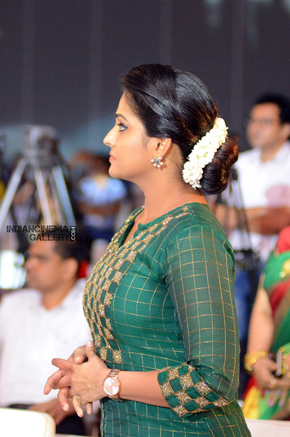 Remya Nambeesan at Vishwaroopam 2 Press Meet (1)