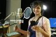 Ramya Nambeesan sings for koothan-movie (9)