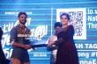 Remya Nambeesan at Natpuna Ennanu Theriyuma song launch (1)