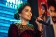 Remya Nambeesan at Natpuna Ennanu Theriyuma song launch (2)