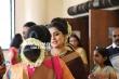Remya Nambeesan at bhavana wedding (1)