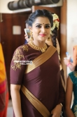 Remya Nambeesan at bhavana wedding (5)
