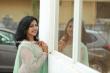 Anna Rajan at Sneha Sreekumar marriage (6)