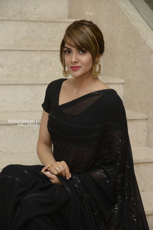 sakshi chowdary at Suvarna Sundhari Movie Trailer Launch (15)