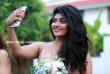 Samyukta Hornad at pearly maaney marriage (3)