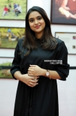 Sana Althaf in black dress stills (8)